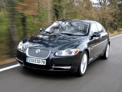2009 Jaguar XF S diesel 34