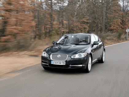 2009 Jaguar XF S diesel 35
