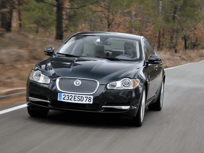 2009 Jaguar XF S diesel 36