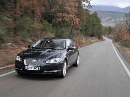 2009 Jaguar XF S diesel 37