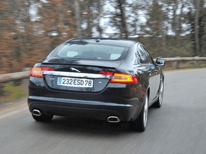 2009 Jaguar XF S diesel 39