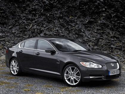 2009 Jaguar XF S diesel 43