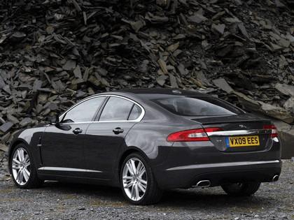 2009 Jaguar XF S diesel 44