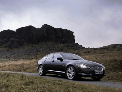 2009 Jaguar XF S diesel 45