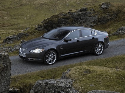2009 Jaguar XF S diesel 46