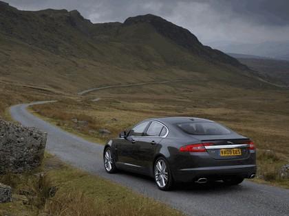 2009 Jaguar XF S diesel 47