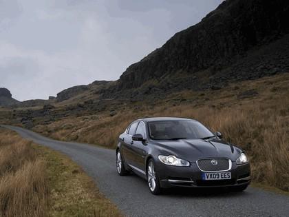 2009 Jaguar XF S diesel 48