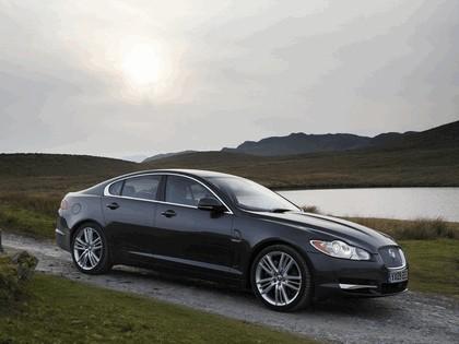 2009 Jaguar XF S diesel 49