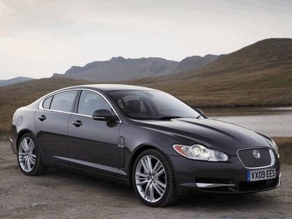 2009 Jaguar XF S diesel 50