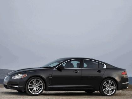 2009 Jaguar XF S diesel 51