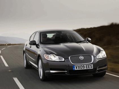 2009 Jaguar XF S diesel 53