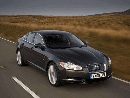 2009 Jaguar XF S diesel 54