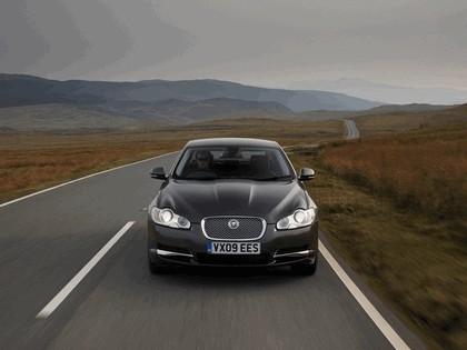 2009 Jaguar XF S diesel 55