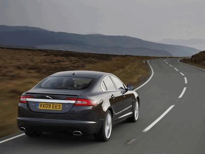 2009 Jaguar XF S diesel 57