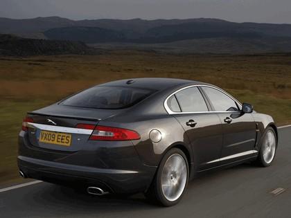2009 Jaguar XF S diesel 58