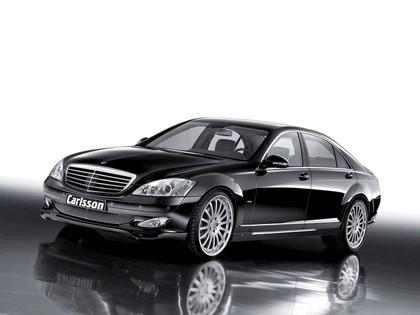 2009 Mercedes-Benz S500 ( W221 ) by Carlsson 1