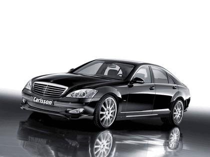 2009 Mercedes-Benz S500 ( W221 ) by Carlsson 2
