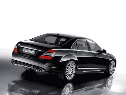 2009 Mercedes-Benz S500 ( W221 ) by Carlsson 3