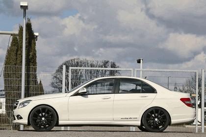 2009 Mercedes-Benz C200 CDI White Series by MCCHIP 3
