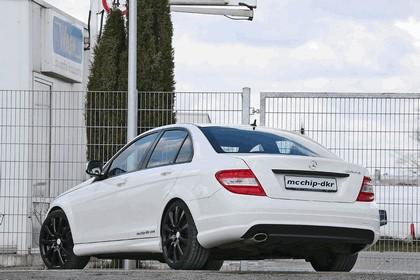 2009 Mercedes-Benz C200 CDI White Series by MCCHIP 4