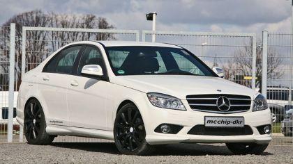 2009 Mercedes-Benz C200 CDI White Series by MCCHIP 9