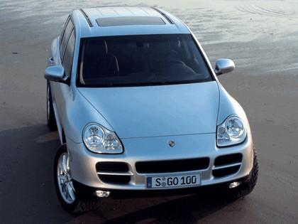 2003 Porsche Cayenne S 4