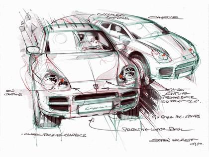 2003 Porsche Cayenne S 18