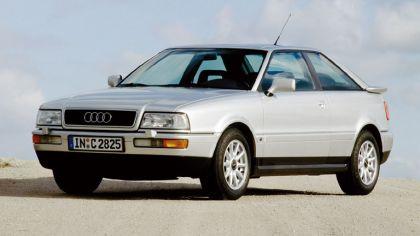 1991 Audi 80 coupé 4