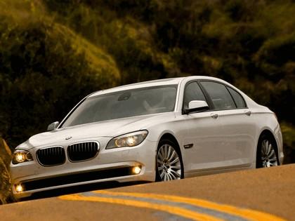 2009 BMW 750Li ( F02 ) - USA version 4
