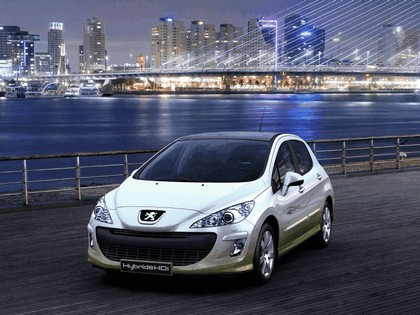 2007 Peugeot 308 hybride HDI concept 1