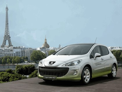 2007 Peugeot 308 hybride HDI concept 3