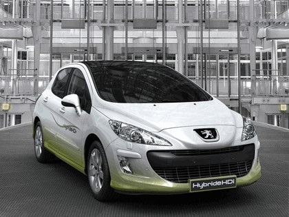 2007 Peugeot 308 hybride HDI concept 4