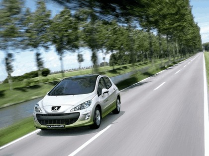 2007 Peugeot 308 hybride HDI concept 5