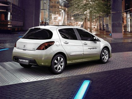 2007 Peugeot 308 hybride HDI concept 6