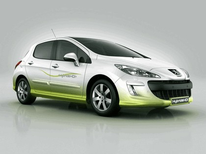 2007 Peugeot 308 hybride HDI concept 8