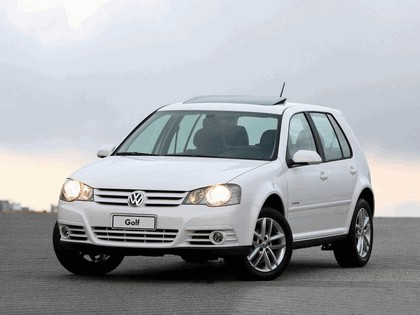 2007 Volkswagen Golf Sportline - Brasilian version 1