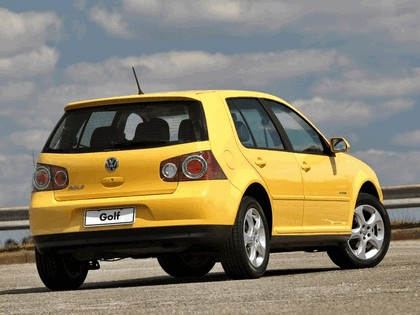 2007 Volkswagen Golf Sportline - Brasilian version 4