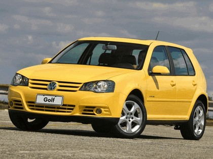 2007 Volkswagen Golf Sportline - Brasilian version 5