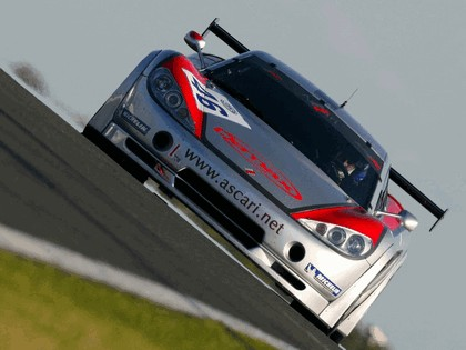 2007 Ascari KZ1R GT3 3