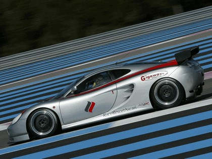 2007 Ascari KZ1R GT3 4