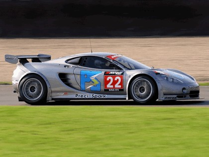 2007 Ascari KZ1R GT3 5