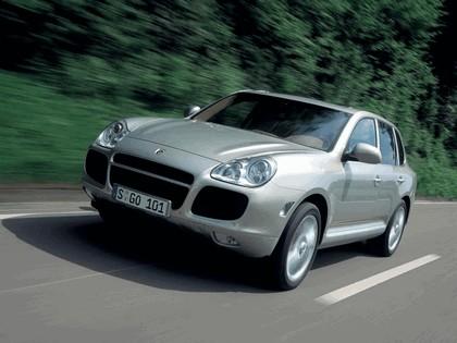2003 Porsche Cayenne Turbo 7