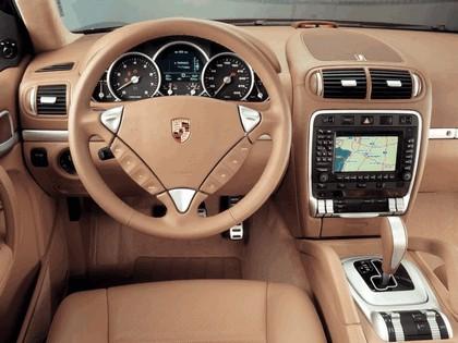 2003 Porsche Cayenne Turbo 12