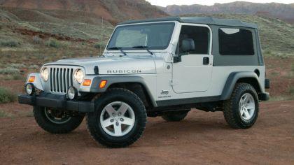 2005 Jeep Wrangler 2