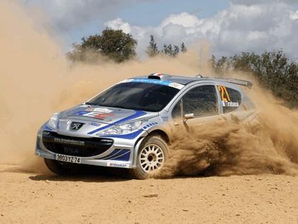 2008 Peugeot 207 S2000 1