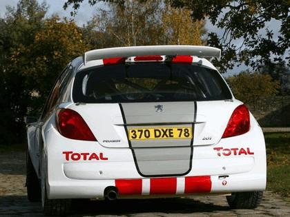 2008 Peugeot 207 S2000 11