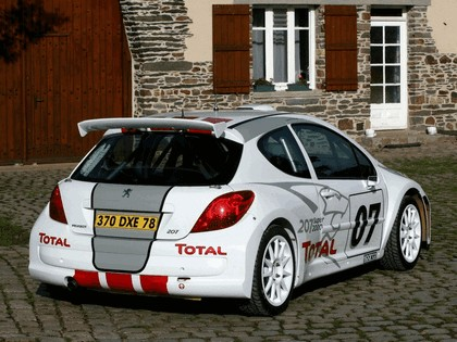 2008 Peugeot 207 S2000 13