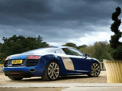 2009 Audi R8 V10 - UK version 2