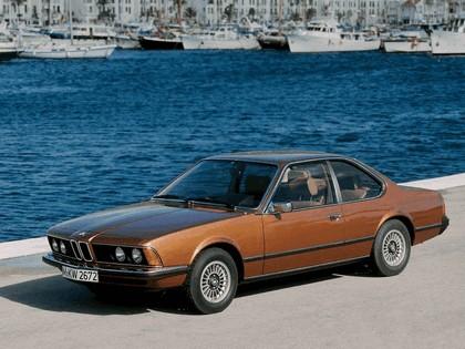 1976 BMW 630cs 1