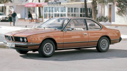 1976 BMW 630cs 4